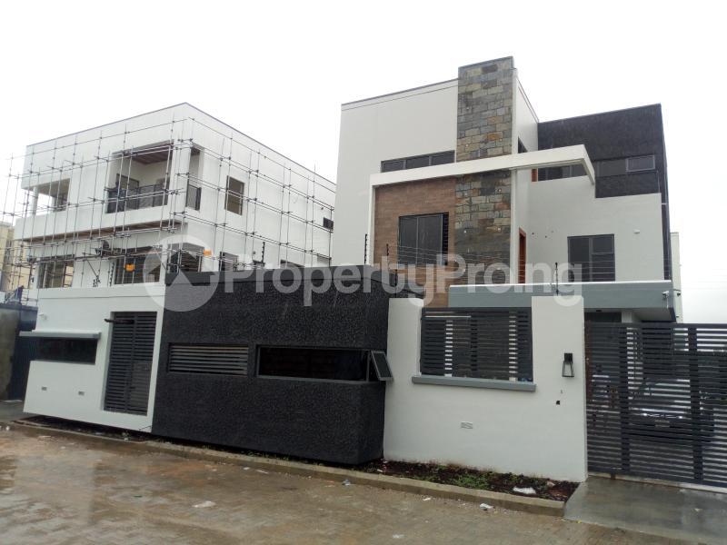 5 bedroom Detached Duplex House for sale paved street Mojisola Onikoyi Estate Ikoyi Lagos - 1
