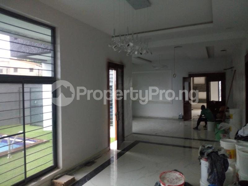 5 bedroom Detached Duplex House for sale paved street Mojisola Onikoyi Estate Ikoyi Lagos - 22