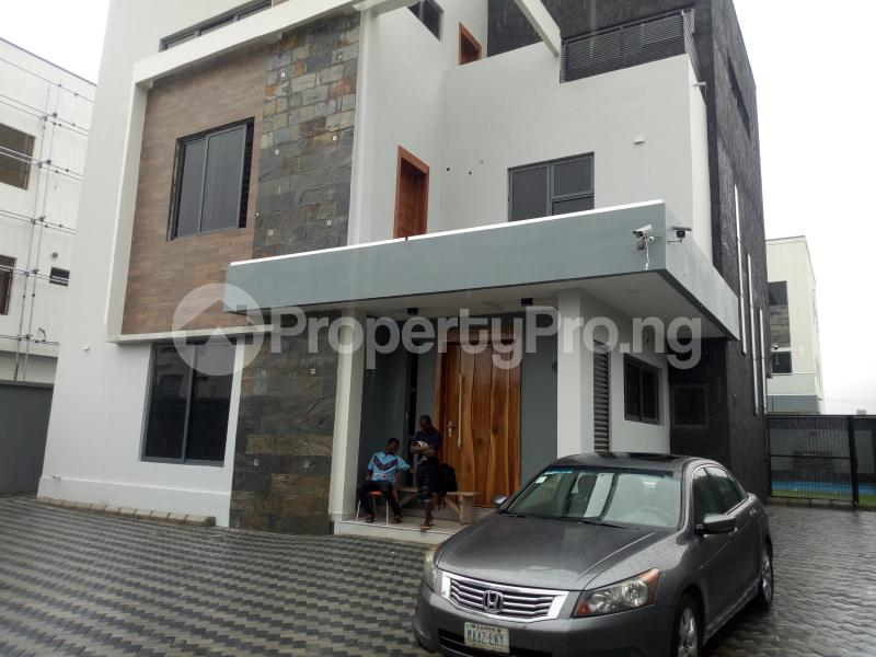 5 bedroom Detached Duplex House for sale paved street Mojisola Onikoyi Estate Ikoyi Lagos - 31