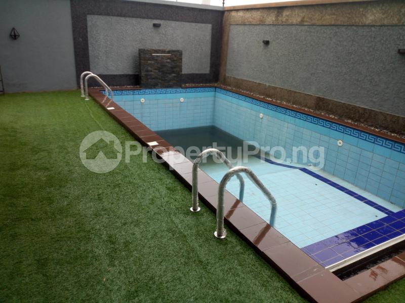 5 bedroom Detached Duplex House for sale paved street Mojisola Onikoyi Estate Ikoyi Lagos - 20