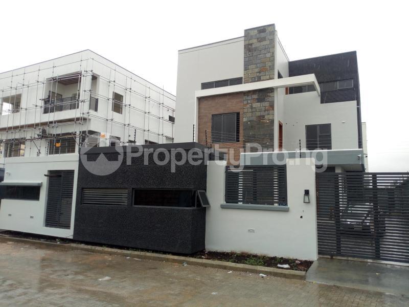 5 bedroom Detached Duplex House for sale paved street Mojisola Onikoyi Estate Ikoyi Lagos - 0