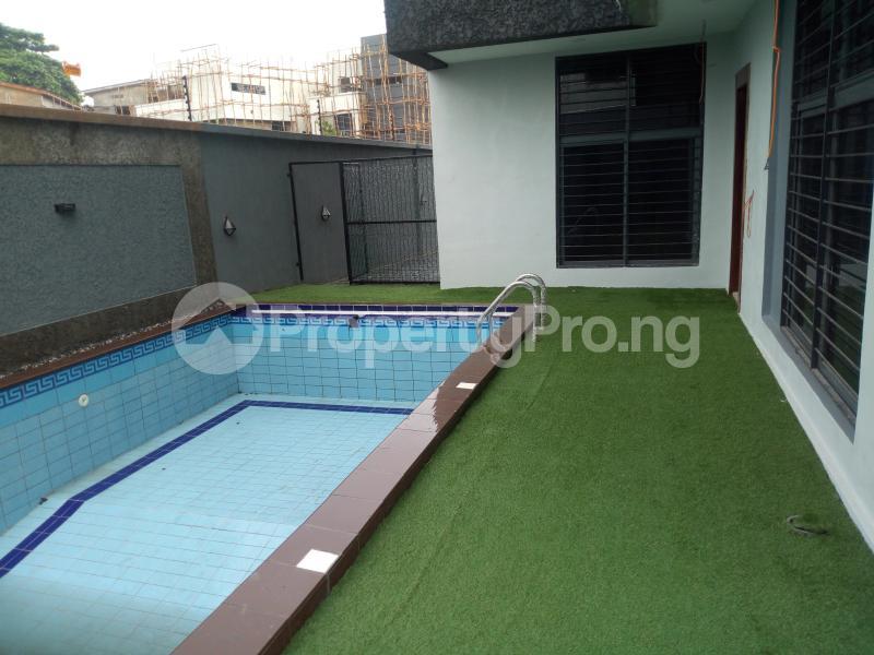 5 bedroom Detached Duplex House for sale paved street Mojisola Onikoyi Estate Ikoyi Lagos - 21