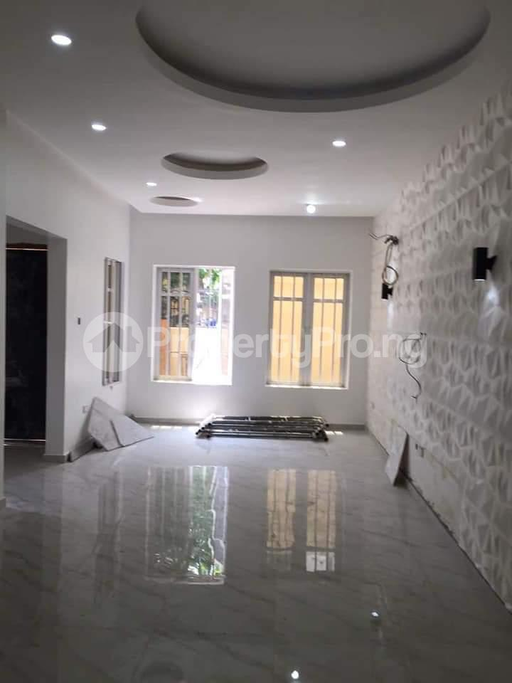4 bedroom Semi Detached Duplex House for sale Off Oyemekun street Ifako-ogba Ogba Lagos - 2