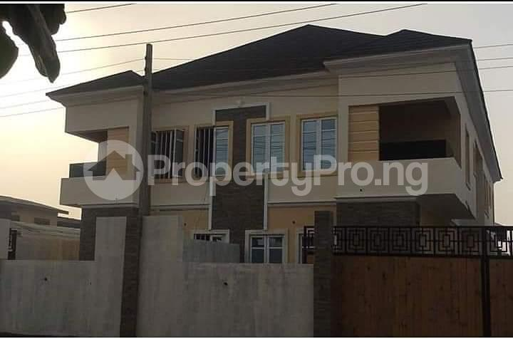 4 bedroom Semi Detached Duplex House for sale Off Oyemekun street Ifako-ogba Ogba Lagos - 4