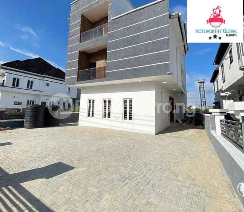 5 bedroom Detached Duplex House for sale Ikota Lekki Lagos - 7