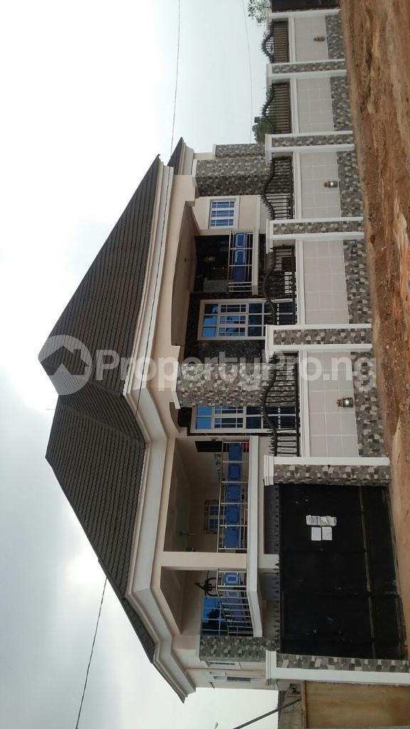 5 bedroom Massionette for sale Thinkers Corner Enugu Enugu Enugu - 5