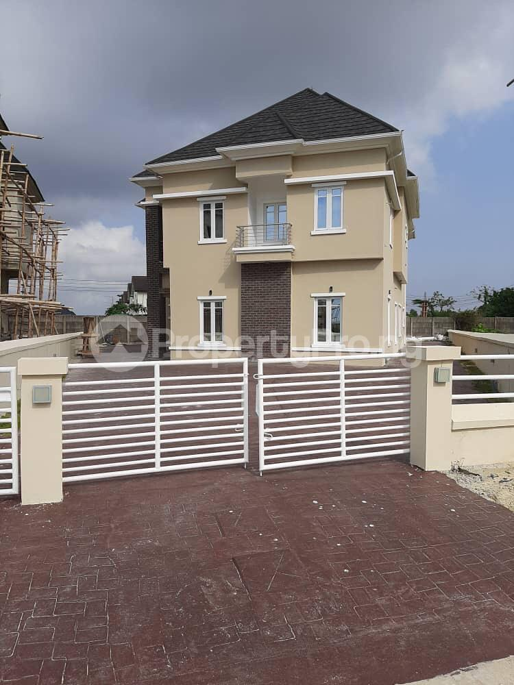 5 bedroom House for sale In An Estate Along Abraham Adesanya/ogumbo Road Close To Abraham Adesanya Roundabout Lekki Lagos - 7