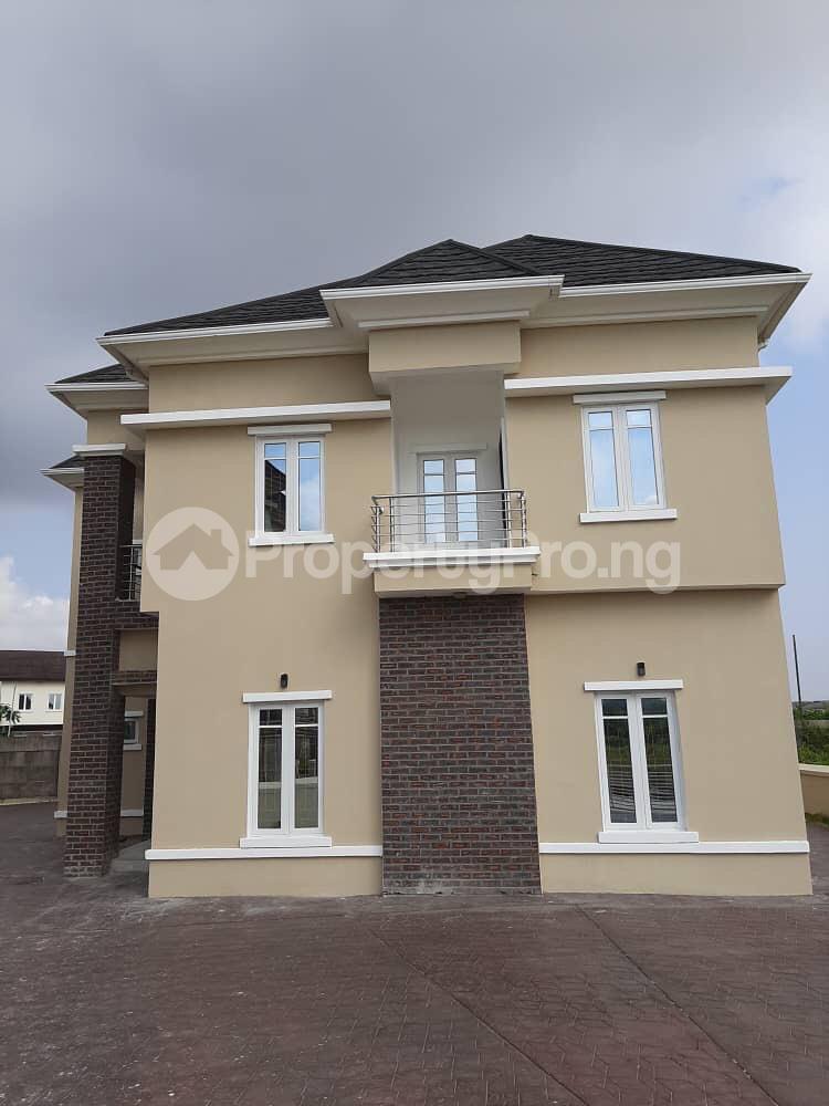 5 bedroom House for sale In An Estate Along Abraham Adesanya/ogumbo Road Close To Abraham Adesanya Roundabout Lekki Lagos - 8
