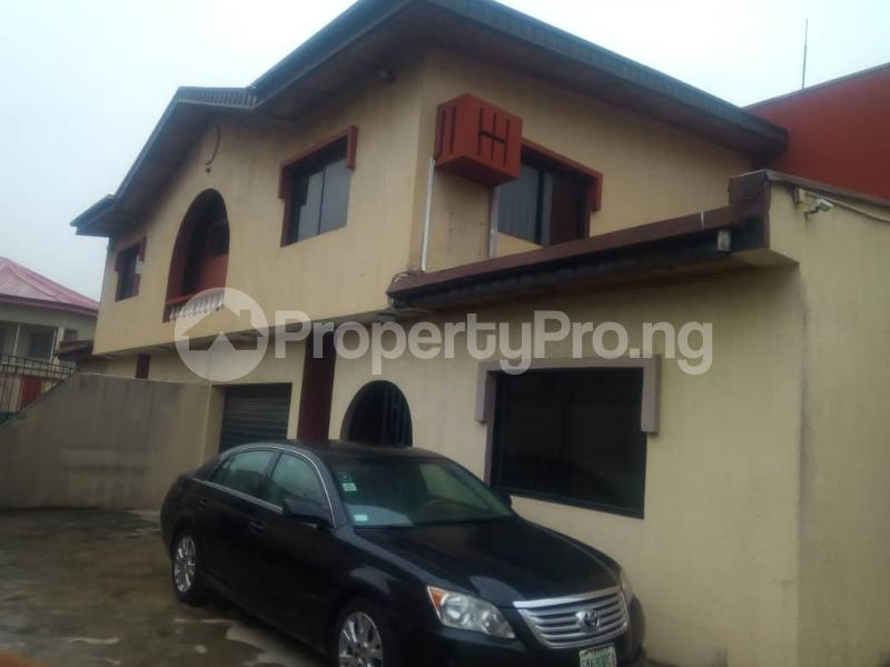 5 bedroom Semi Detached Duplex House for rent ----- Magodo Kosofe/Ikosi Lagos - 0