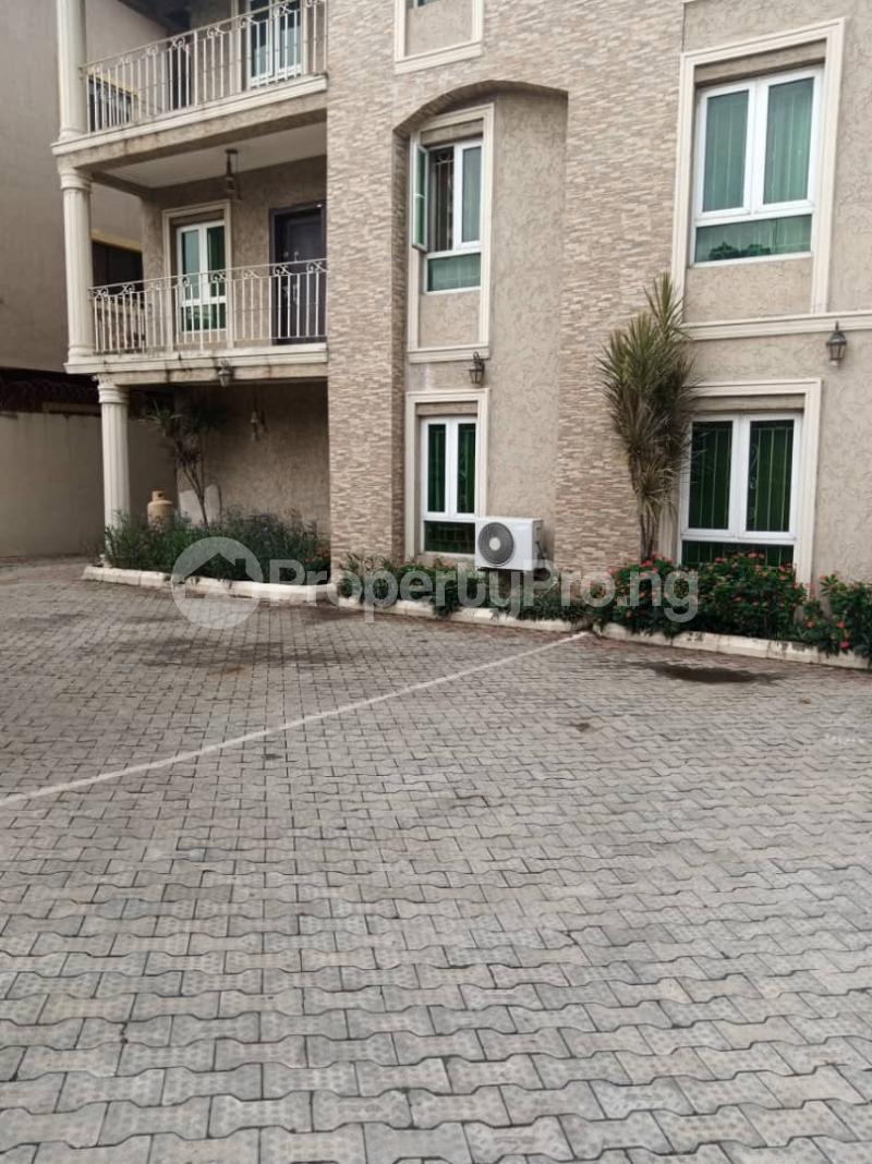 Flat / Apartment for sale Allen Avenue Ikeja Lagos - 1