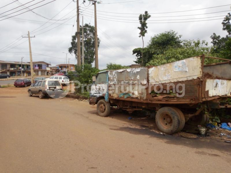 Commercial Land Land for sale Sawmill Bus stop, facing main Old ife road Ibadan Oyo - 4