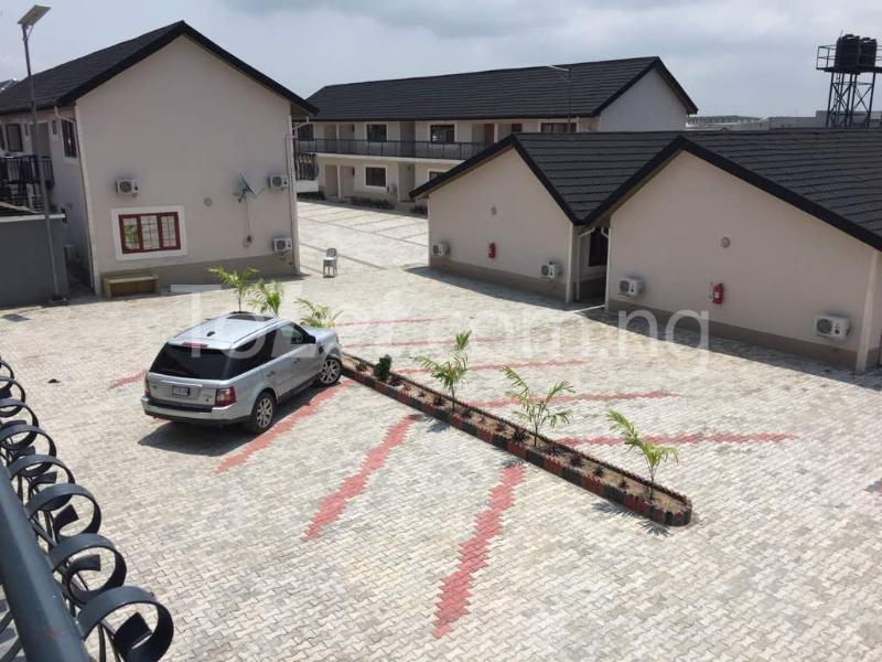 1 bedroom mini flat  Flat / Apartment for rent UNITED ESTATE Monastery road Sangotedo Lagos - 0