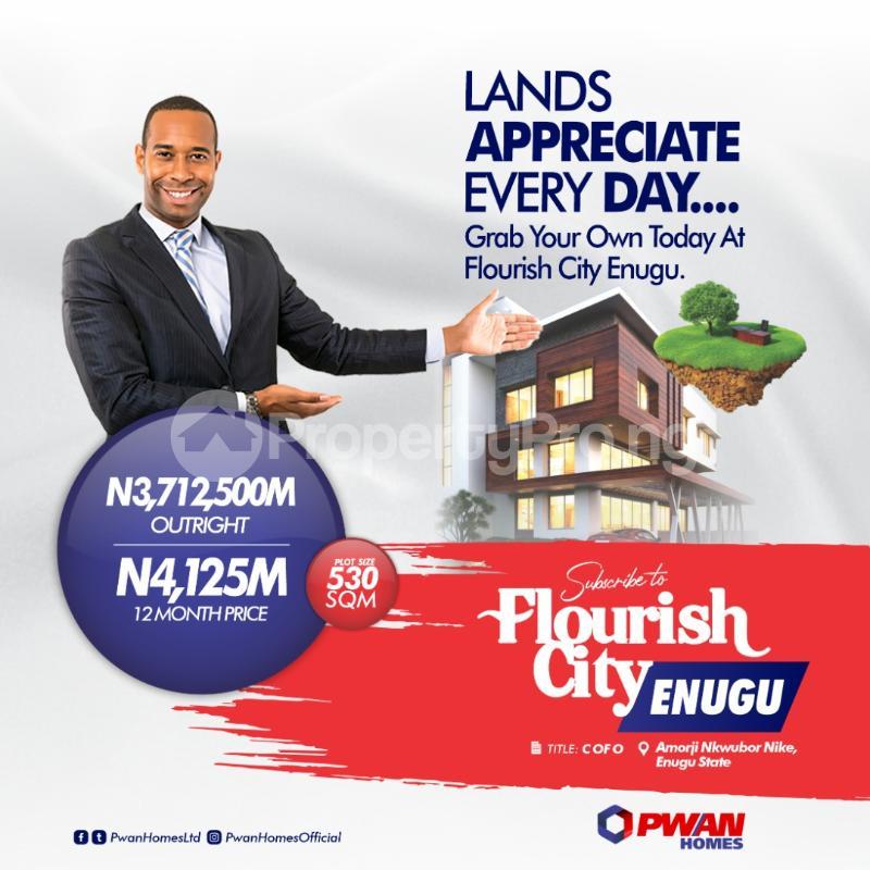 Mixed   Use Land for sale Amorji Nkwubor Nike Enugu State Enugu Enugu - 0