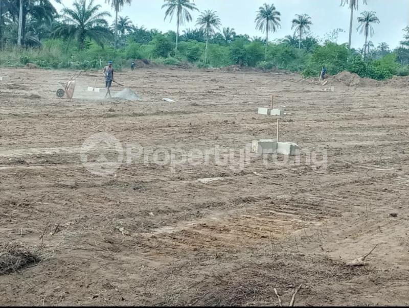 Serviced Residential Land Land for sale Uyo Akwa Ibom - 0