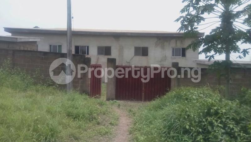 Factory Commercial Property for sale idi ape akobo ibadan  Ibadan Oyo - 2