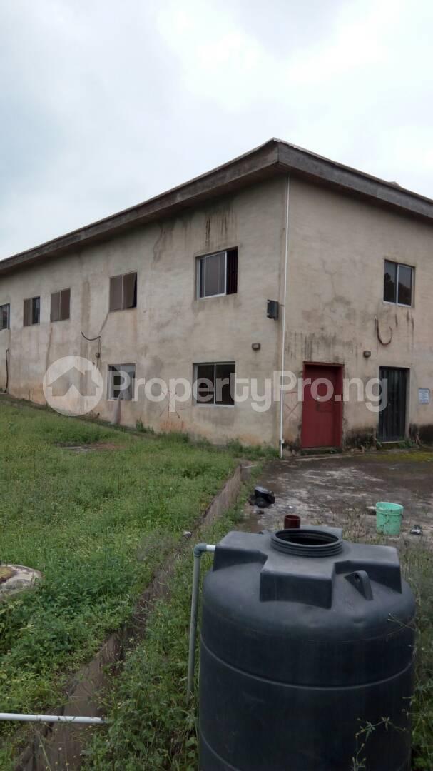 Factory Commercial Property for sale idi ape akobo ibadan  Ibadan Oyo - 8