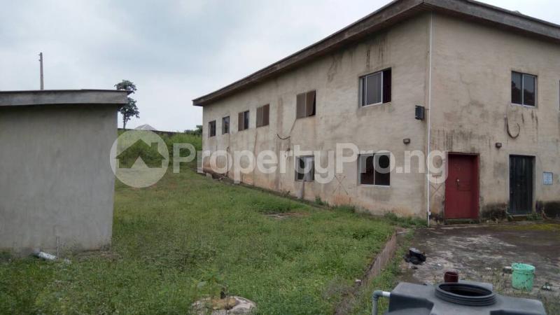 Factory Commercial Property for sale idi ape akobo ibadan  Ibadan Oyo - 4