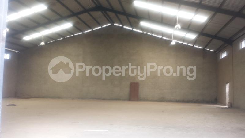 Warehouse for rent Jibowu (Ota) Ado Odo/Ota Ogun - 4