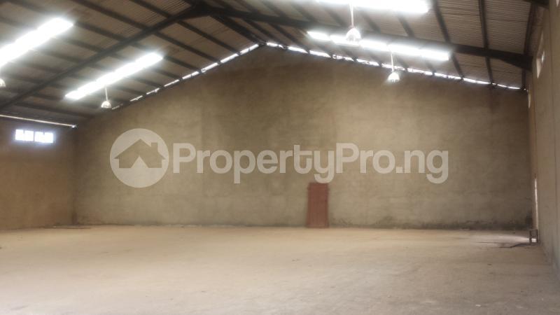 Warehouse for rent Jibowu (Ota) Ado Odo/Ota Ogun - 1