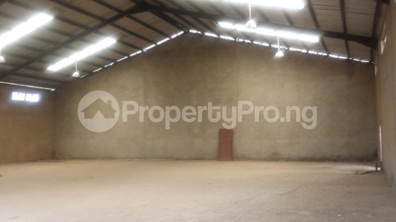 Warehouse for rent Jibowu (Ota) Ado Odo/Ota Ogun - 0