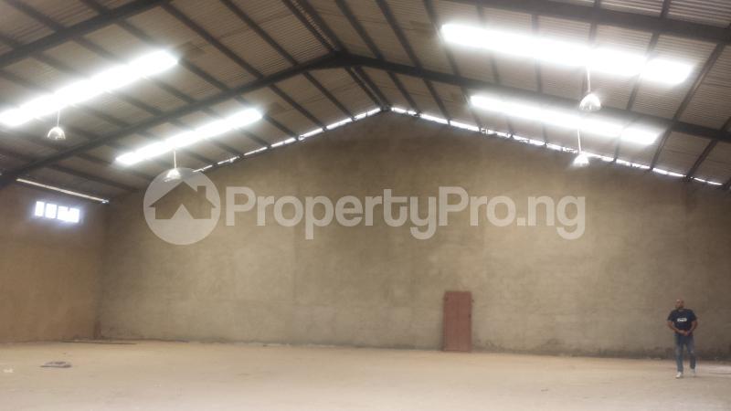 Warehouse for rent Jibowu (Ota) Ado Odo/Ota Ogun - 2