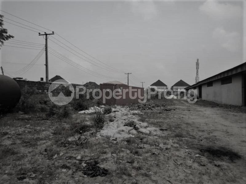 Commercial Land for rent Lagos Abeokuta Express Road,ijako Sango Otta Sango Ota Ado Odo/Ota Ogun - 1