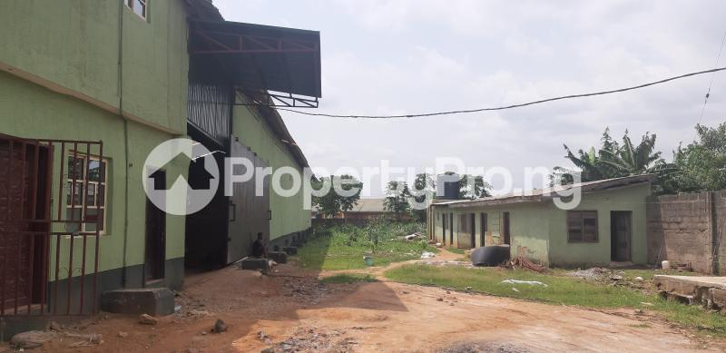 Warehouse for rent Sango Ota Ado Odo/Ota Ogun - 1