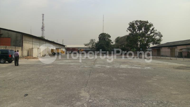 Warehouse Commercial Property for rent Oshodi Lagos - 1