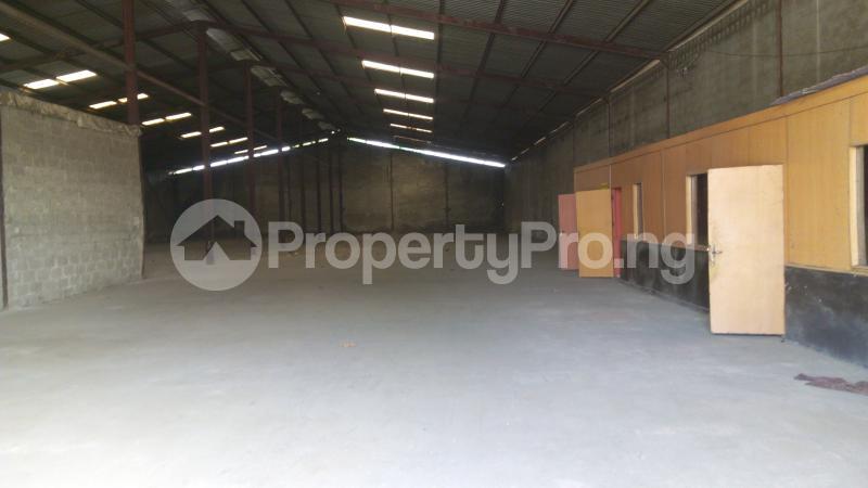 Warehouse Commercial Property for rent Oshodi Lagos - 4