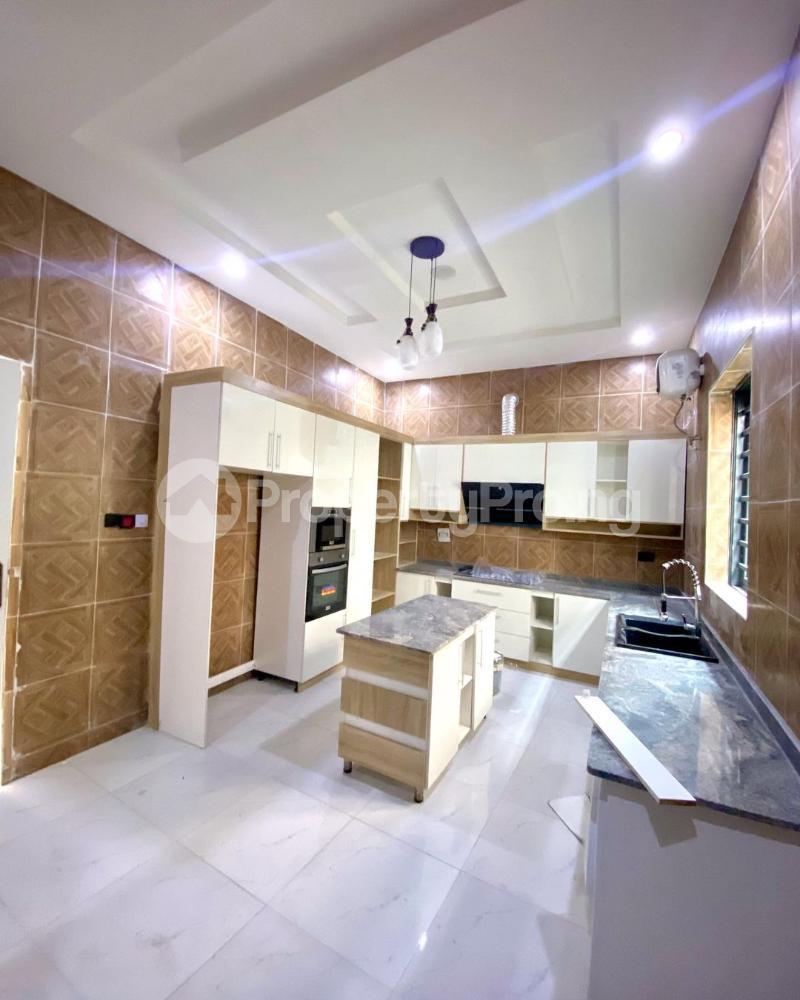 5 bedroom Detached Duplex for rent Just Directly Facing Chevron chevron Lekki Lagos - 7