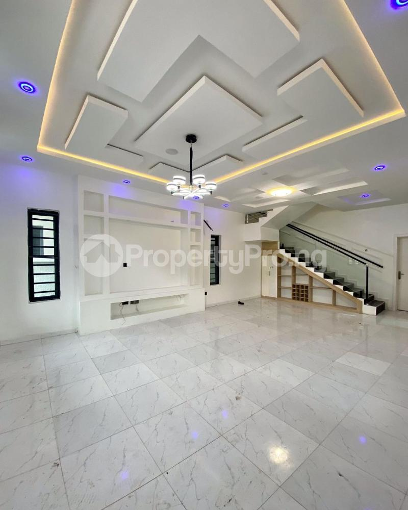 5 bedroom Detached Duplex for rent Just Directly Facing Chevron chevron Lekki Lagos - 1