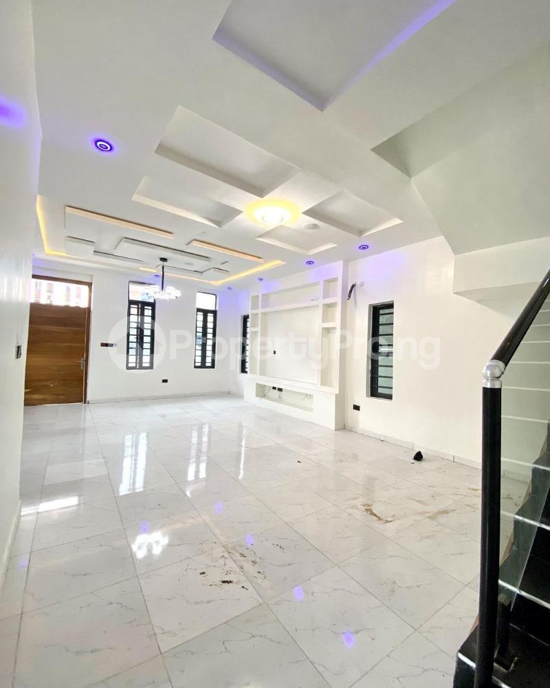 5 bedroom Detached Duplex for rent Just Directly Facing Chevron chevron Lekki Lagos - 2