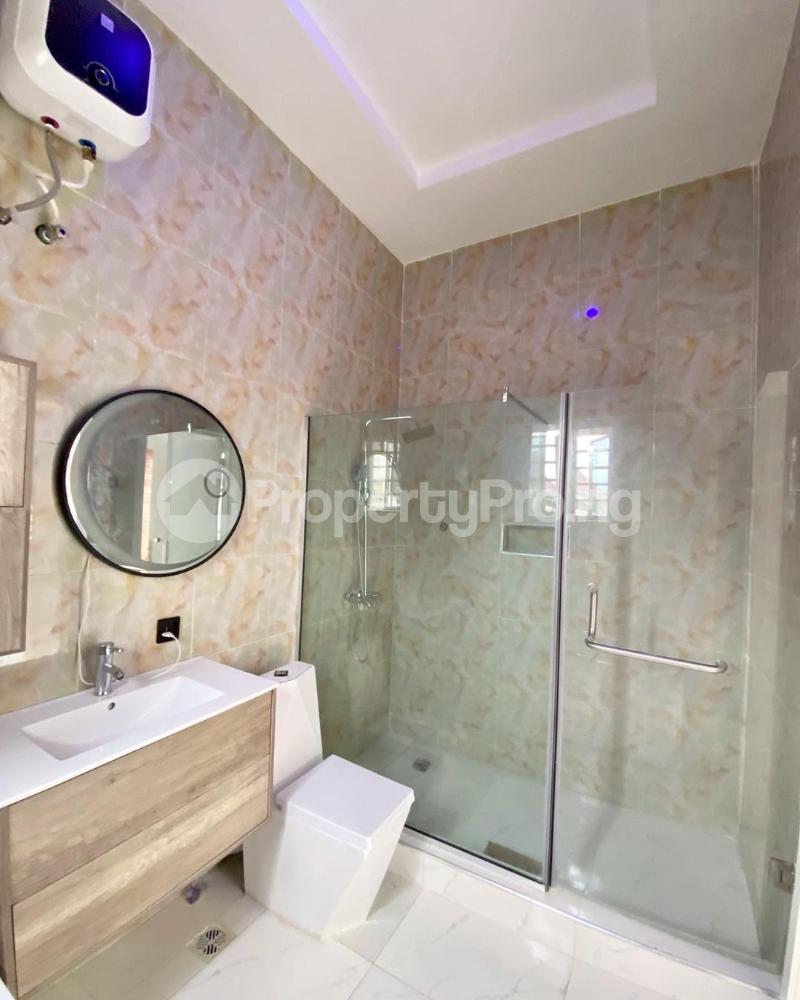 5 bedroom Detached Duplex for rent Just Directly Facing Chevron chevron Lekki Lagos - 9