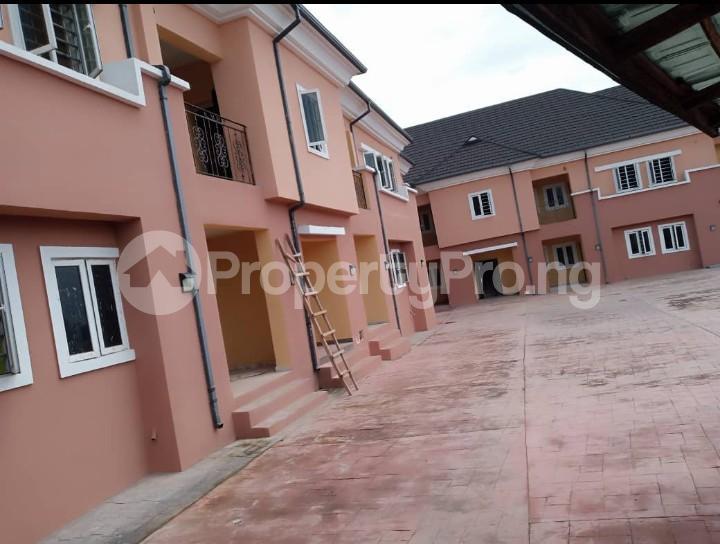 3 bedroom Mini flat for rent Independence Layout Phase 2 Enugu Enugu - 0