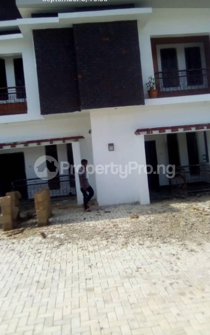 3 bedroom Terraced Duplex for rent Fidelity Estate Gra/okpara Avenue Enugu Enugu - 1