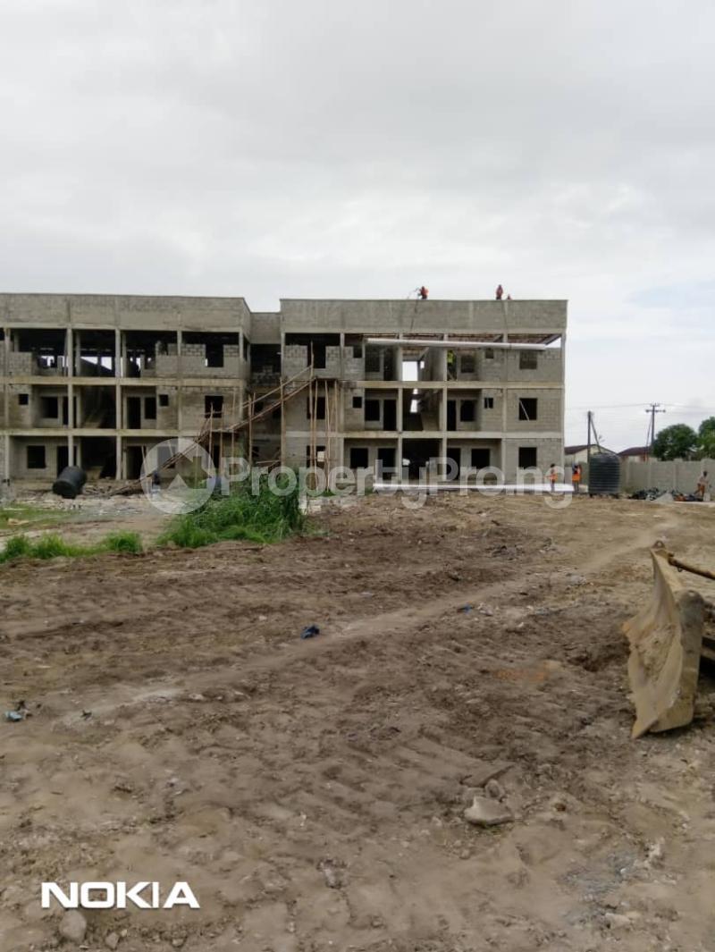 1 bedroom Flat / Apartment for sale Abraham adesanya estate Ajah Lagos - 11