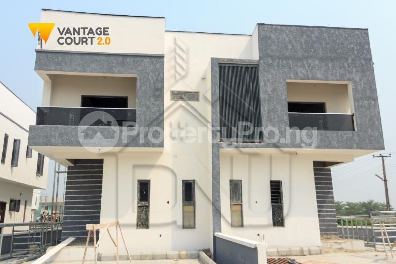 3 bedroom Semi Detached Duplex House for sale Bogije Ajah Lagos - 0