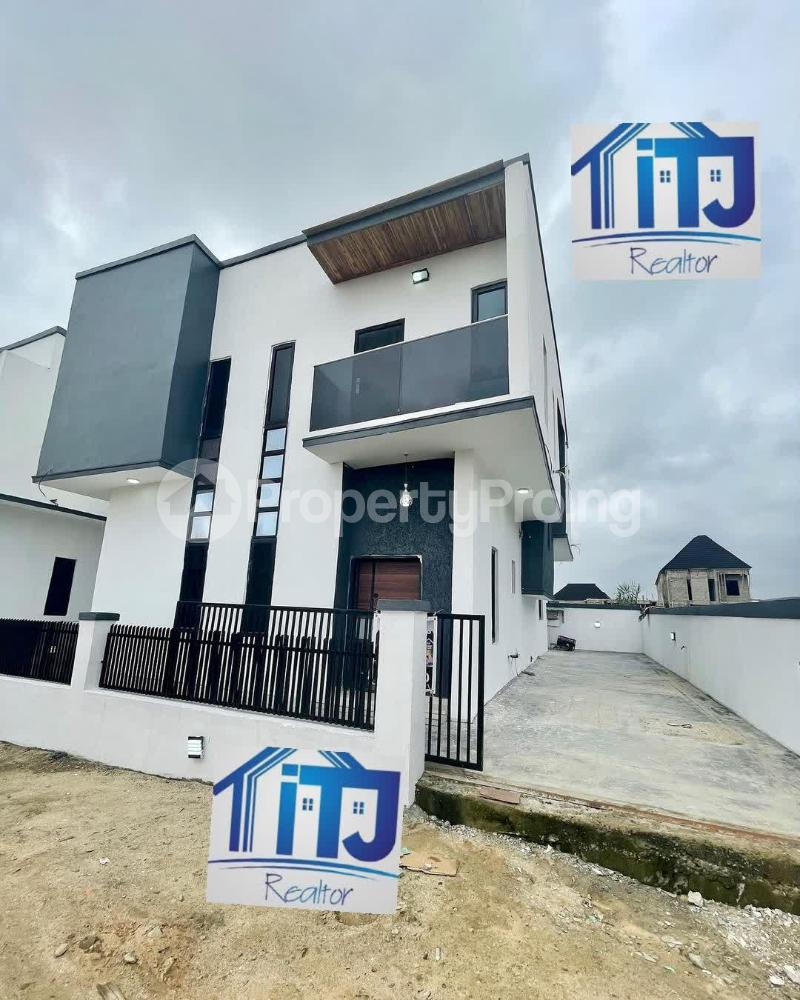 4 bedroom Detached Duplex for sale Lekki Palm City Ajah Lagos - 0