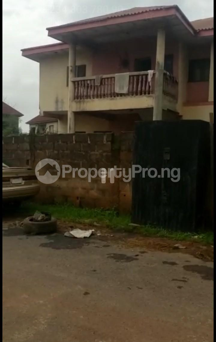4 bedroom House for sale Golf Estate Gra Enugu Enugu - 4