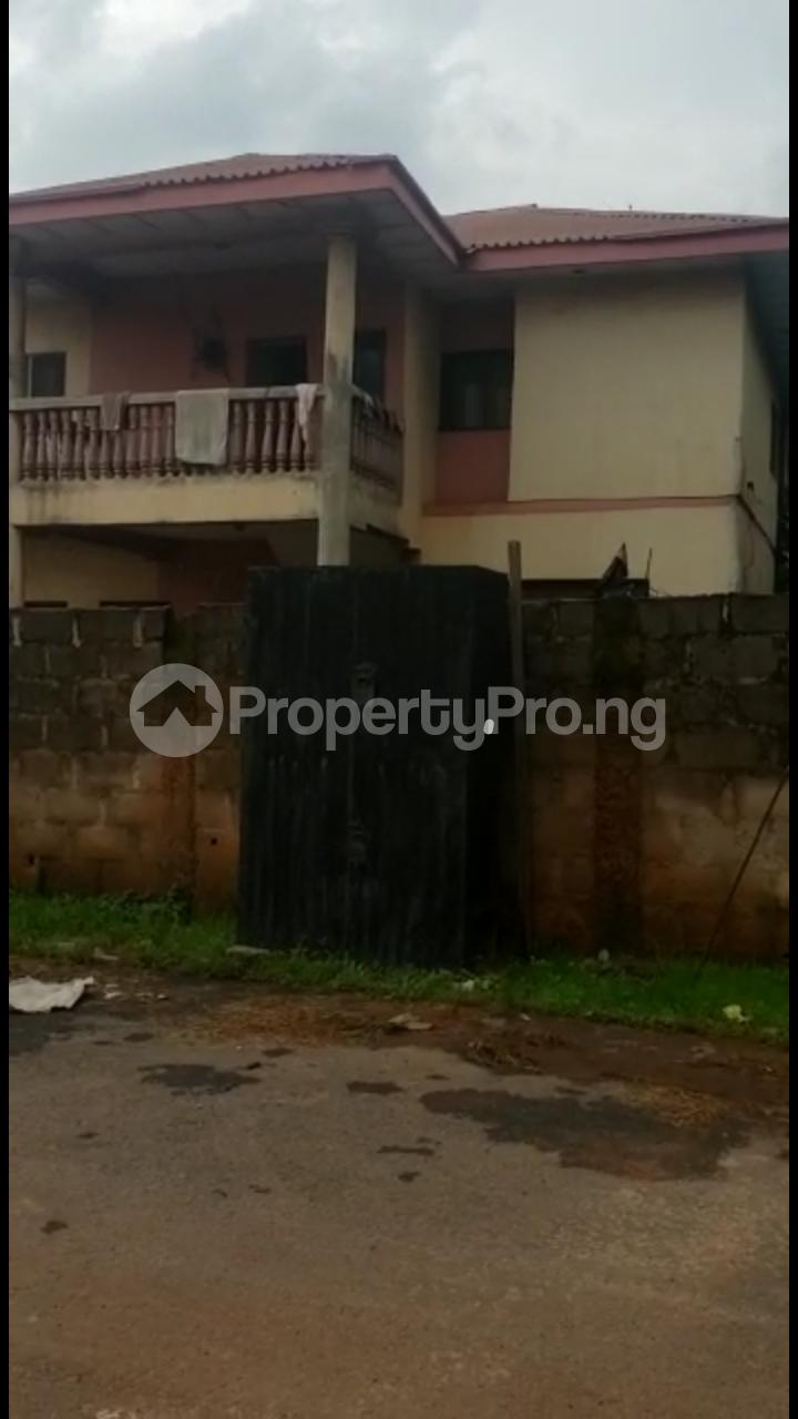 4 bedroom House for sale Golf Estate Gra Enugu Enugu - 1