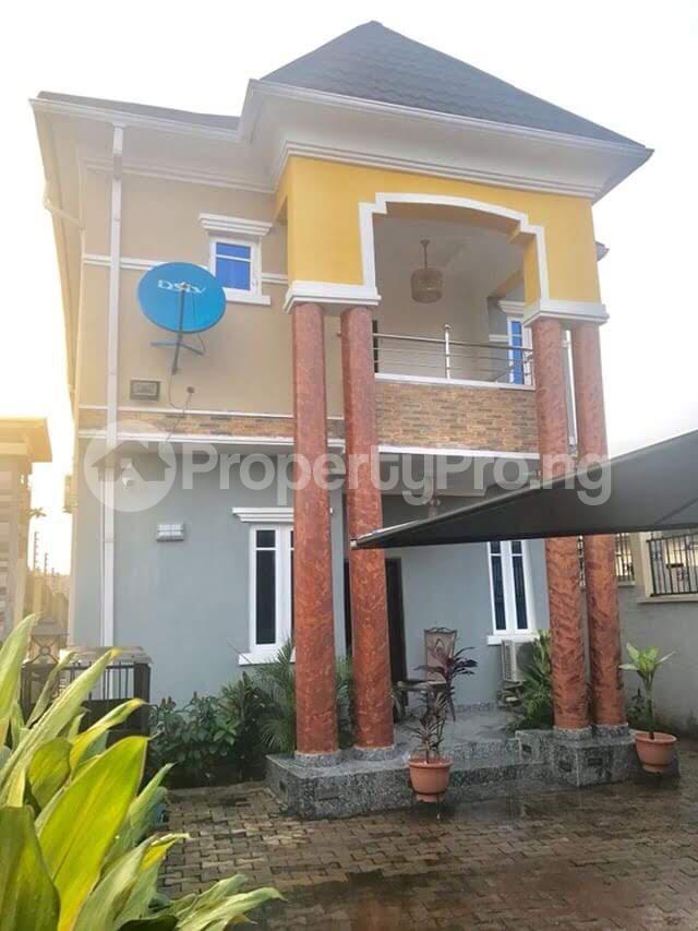 Detached Duplex House for sale Oke Aro Iju Lagos - 4