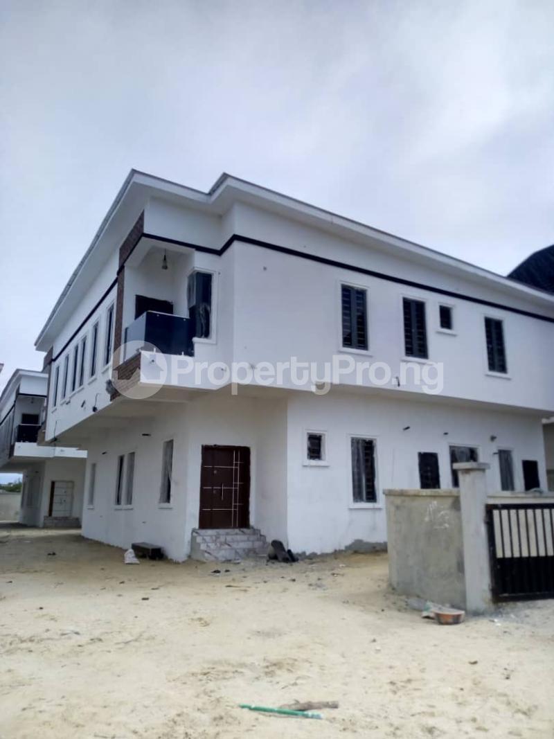 4 bedroom Semi Detached Duplex House for sale 2nd toll gate Lekki, Lagos Lekki Phase 1 Lekki Lagos - 0