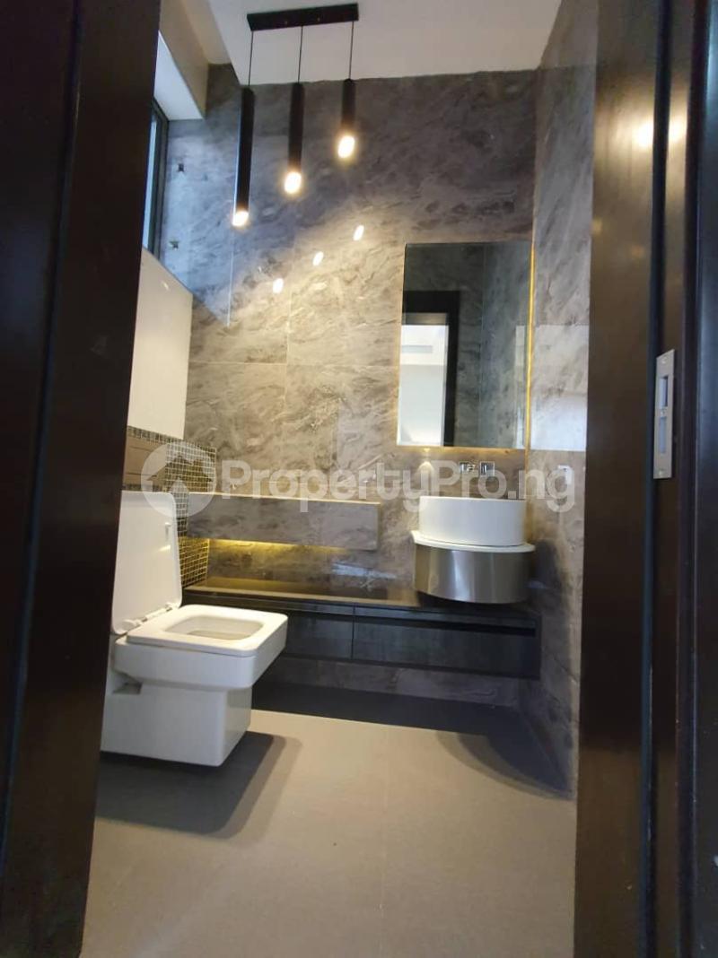 4 bedroom Semi Detached Duplex for sale By Second Toll Gate chevron Lekki Lagos - 7