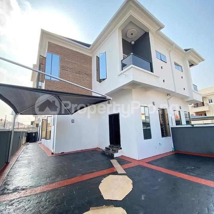 4 bedroom Semi Detached Duplex for sale By Second Toll Gate chevron Lekki Lagos - 5