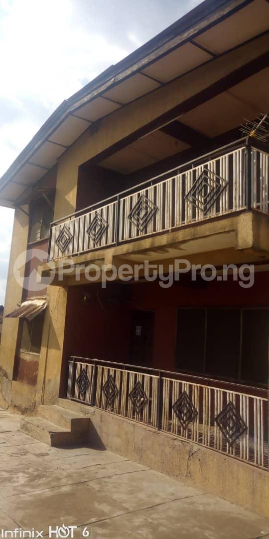 Blocks of Flats House for sale Iwo road area Ibadan  Iwo Rd Ibadan Oyo - 0