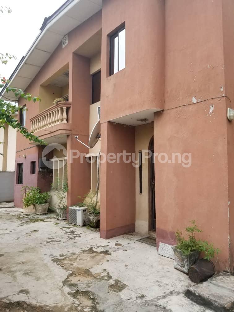 Blocks of Flats House for sale Harmony Estate Gbagada. Gbagada Lagos - 0