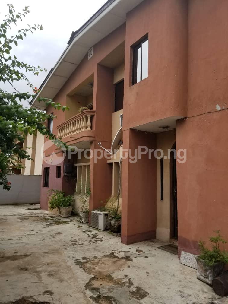 Blocks of Flats House for sale Harmony Estate Gbagada. Gbagada Lagos - 1