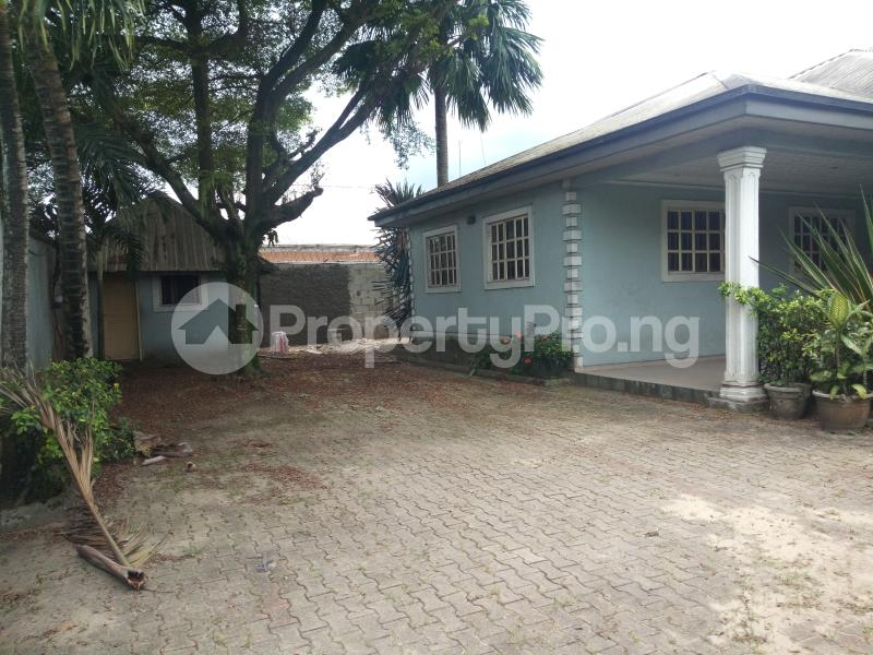 4 bedroom Detached Bungalow House for sale Ada George Magbuoba Port Harcourt Rivers - 3