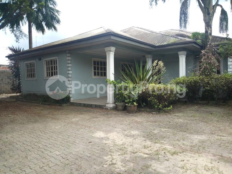 4 bedroom Detached Bungalow House for sale Ada George Magbuoba Port Harcourt Rivers - 0