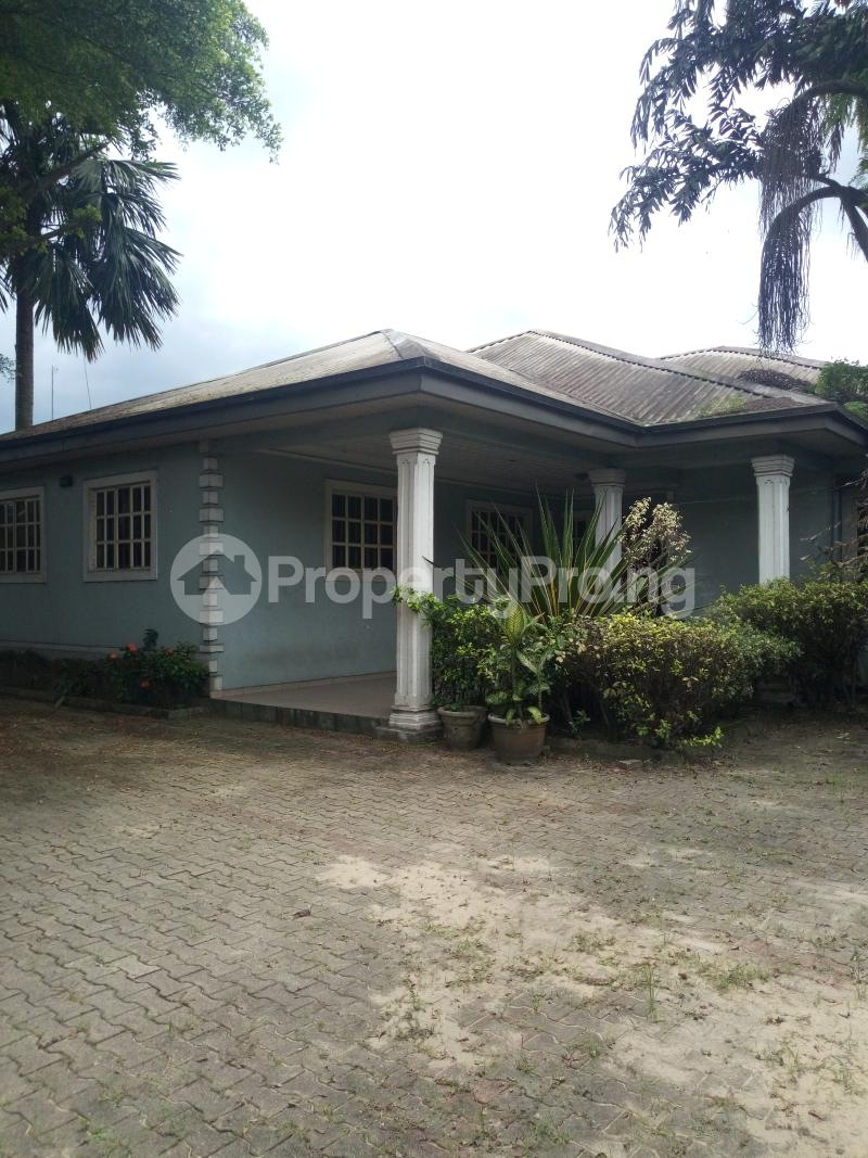 4 bedroom Detached Bungalow House for sale Ada George Magbuoba Port Harcourt Rivers - 7